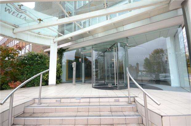 2 Bedrooms Apartment Flat for sale in Wella House, Wella Road, Basingstoke