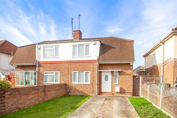 2 Bedrooms Semi Detached House for sale in Greenfields Road, Reading, Berkshire