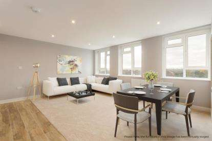 1 Bedroom Flat for sale in 96-106 Queensway, Bletchley