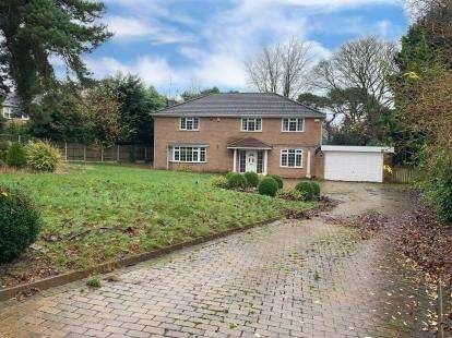 5 Bedrooms Detached House for sale in St. Davids Lane, Prenton, Merseyside, CH43