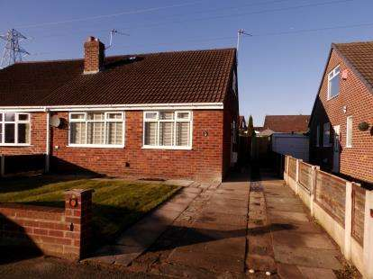 3 Bedrooms Bungalow for sale in Cranborne Avenue, Warrington, Cheshire