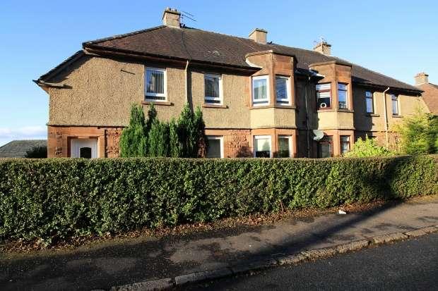 3 Bedrooms Flat for sale in Larkfield Road, Gourock, Renfrewshire, PA19 1YE