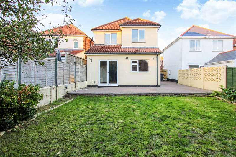 4 Bedrooms Detached House for rent in Queens Road, Poole