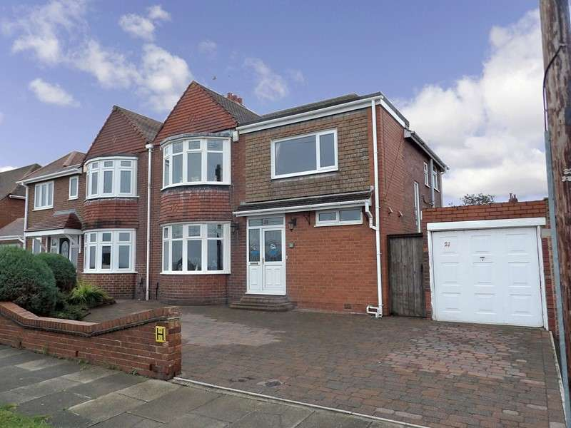4 Bedrooms Property for sale in The Broadway, SOUTH SHIELDS, South Shields, Tyne and Wear, NE33 3NQ