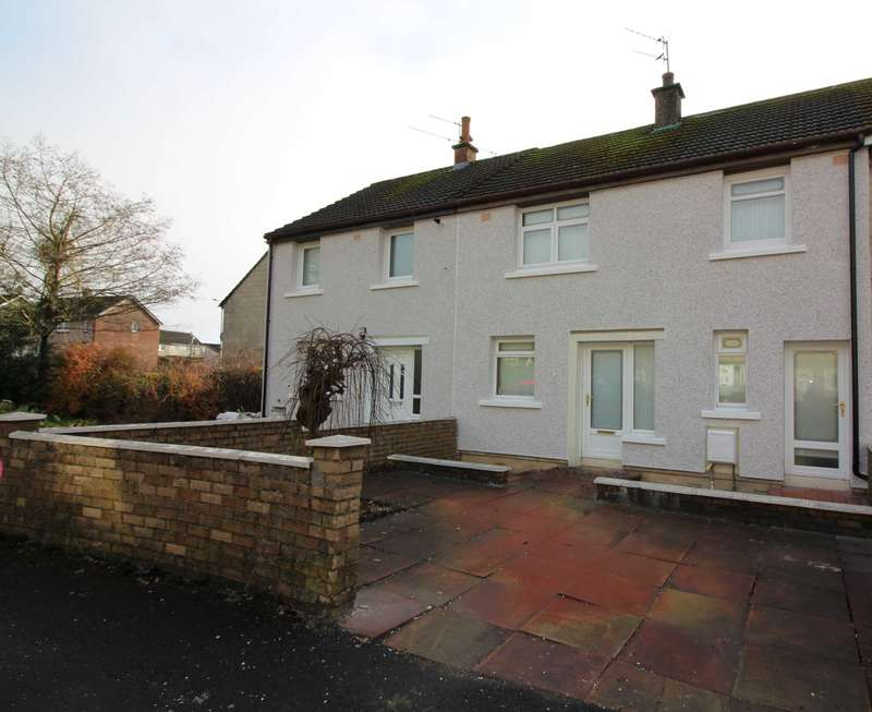 3 Bedrooms Terraced House for sale in Mary Morrison Drive, Mauchline