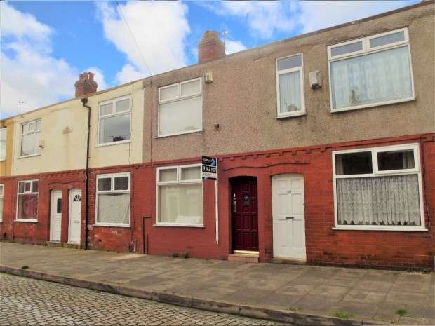 2 Bedrooms Terraced House for sale in Raikes Road, Preston, PR1