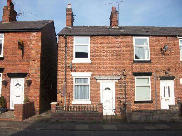 2 Bedrooms End Of Terrace House for rent in Bradwall Street, Sandbach, CW11 1GJ
