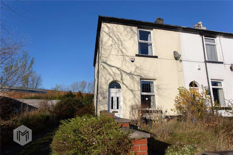 2 Bedrooms End Of Terrace House for sale in Rochdale Old Road, Bury, Greater Manchester, BL9