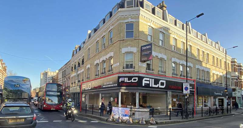 Retail Property (high Street) Commercial for rent in North End Road, Fulham, SW6