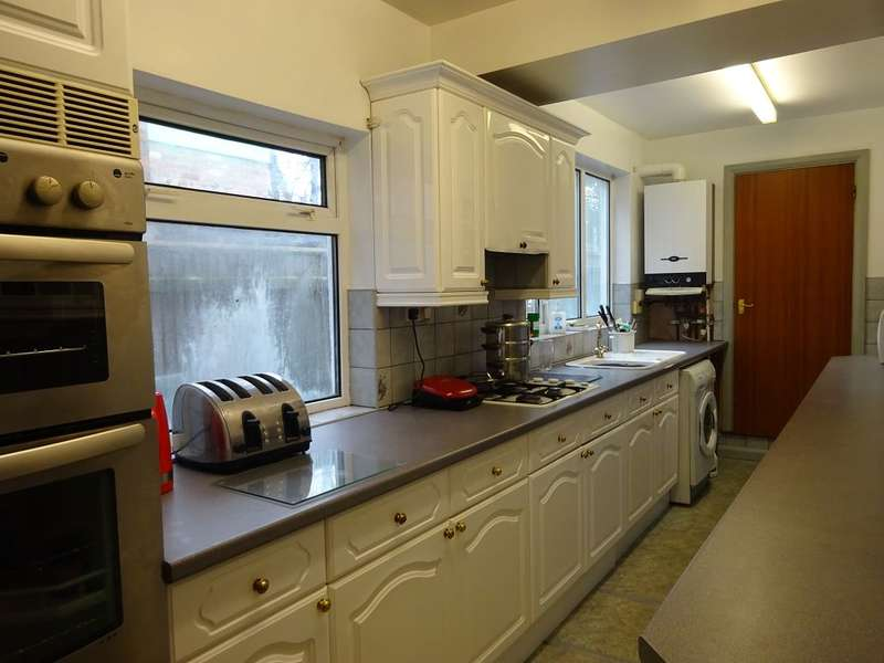 4 Bedrooms Terraced House for sale in St Margarets Road, Ward End, Birmingham, B8 2BB