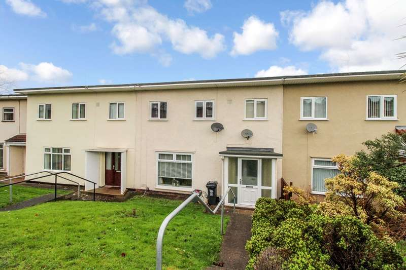 3 Bedrooms Terraced House for sale in Heather Road, Newport, NP19