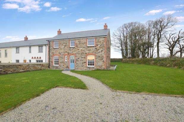 3 Bedrooms End Of Terrace House for sale in Upcott, Broadwoodkelly, Winkleigh, Devon