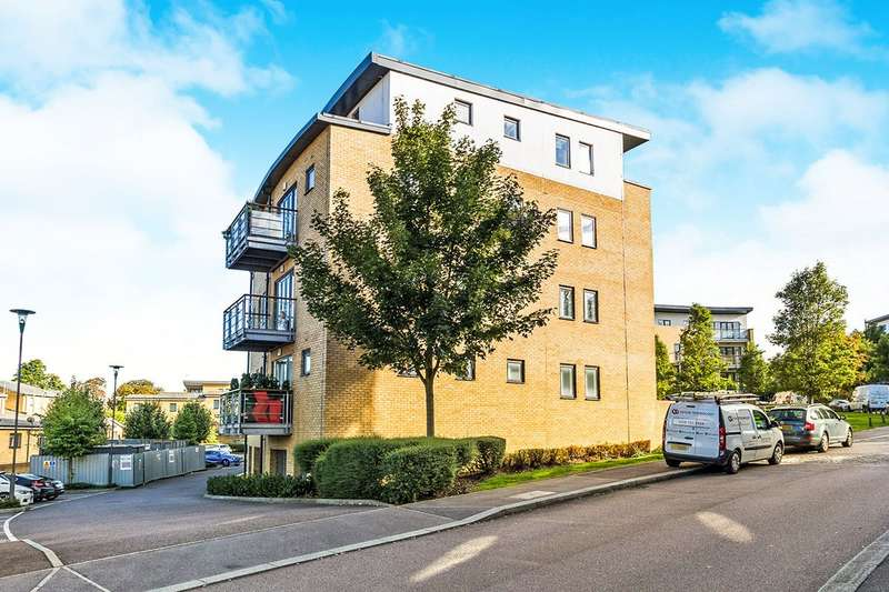 2 Bedrooms Apartment Flat for sale in Redwing Crescent, Waterstone Way, Greenhithe, Kent, DA9