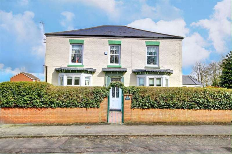 5 Bedrooms Detached House for sale in Station Lane, Station Town, Wingate, TS28