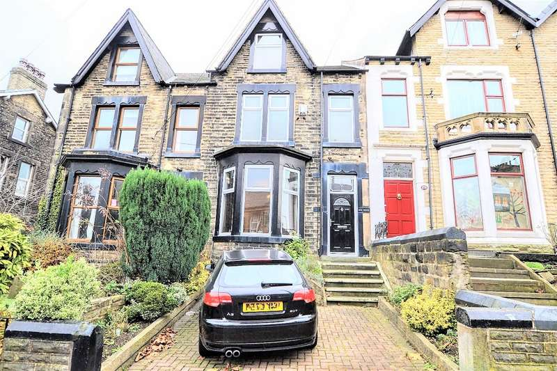 4 Bedrooms Terraced House for sale in Park Grove, Barnsley, S70 1QE