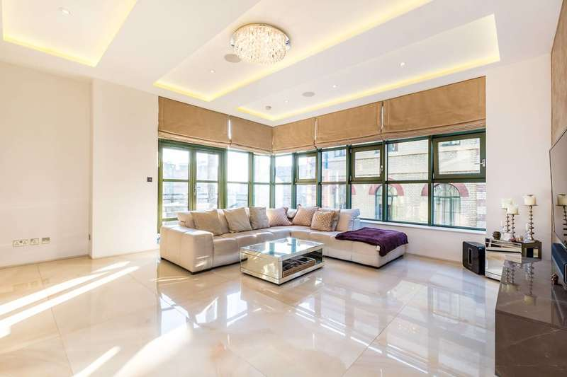 3 Bedrooms Flat for sale in Harrods Village, Barnes, SW13