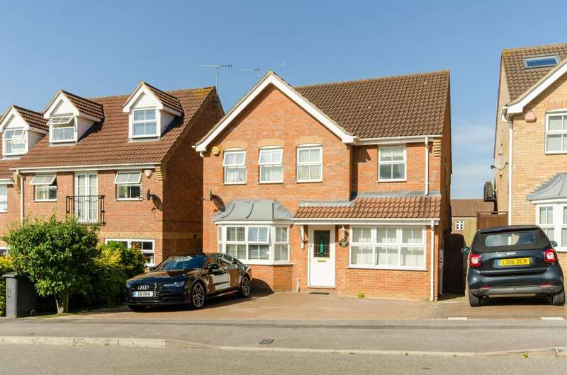 5 Bedrooms Detached House for sale in Darlands Drive, Barnet, EN5