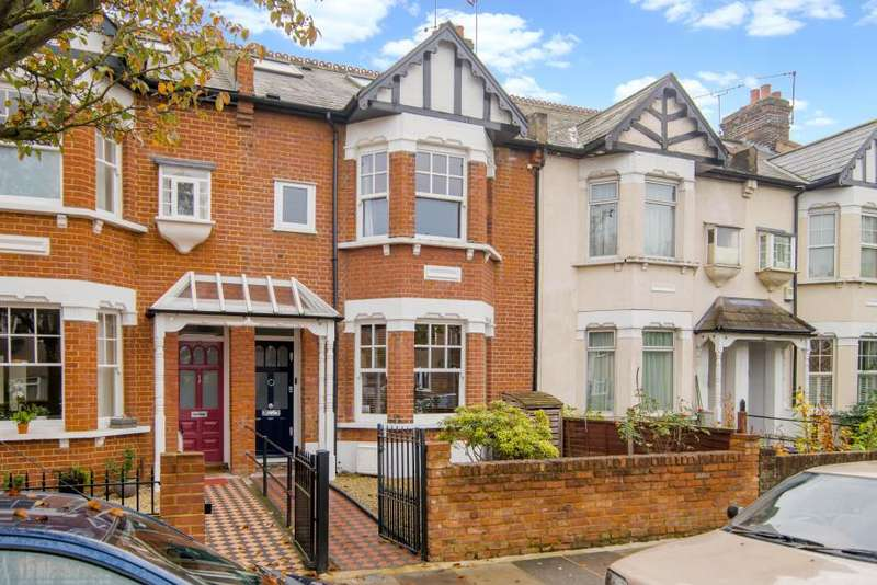 4 Bedrooms Terraced House for sale in Amyand Park Road, Twickenham, TW1