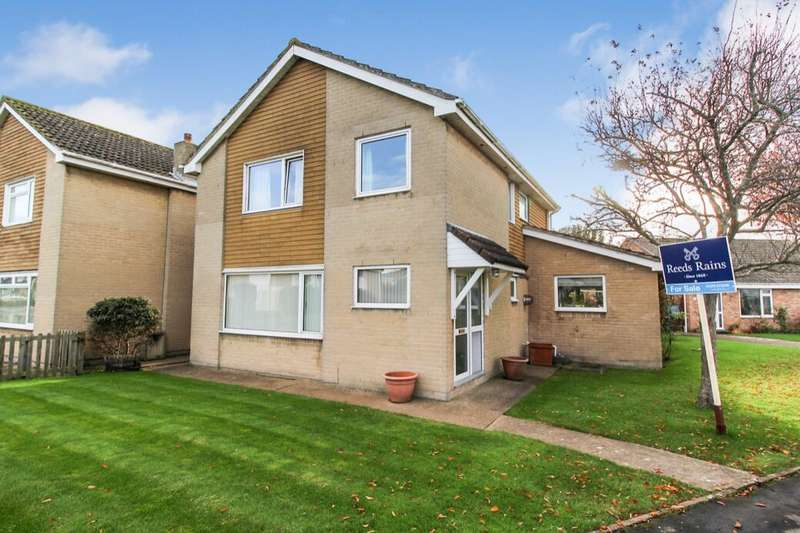4 Bedrooms Detached House for sale in Yeolands Drive, Clevedon, BS21