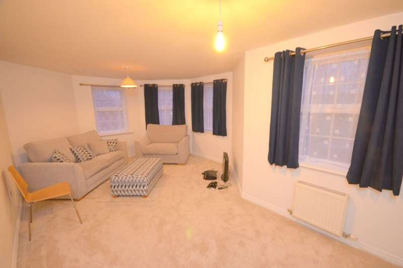 2 Bedrooms Flat for sale in Turners Gardens, Wootton, Northampton, NN4