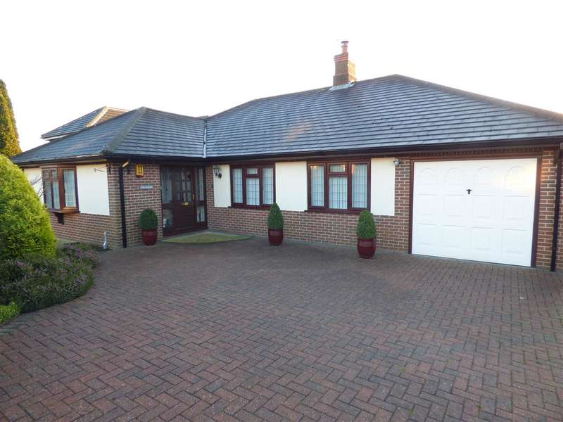 3 Bedrooms Detached Bungalow for sale in The Grange, Smalley