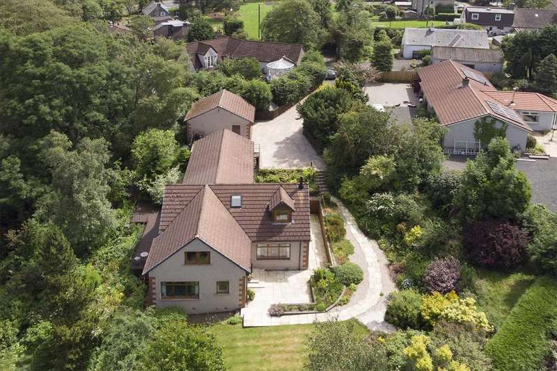 5 Bedrooms Detached House for sale in Viewfield House, Gairney Burn Lane, Powmill