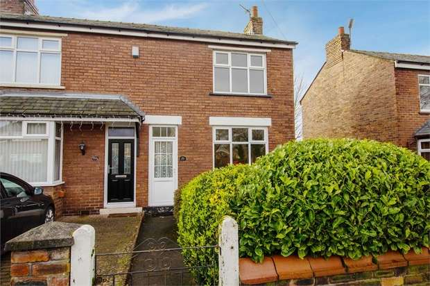 2 Bedrooms End Of Terrace House for sale in Ormskirk Road, Skelmersdale, Lancashire