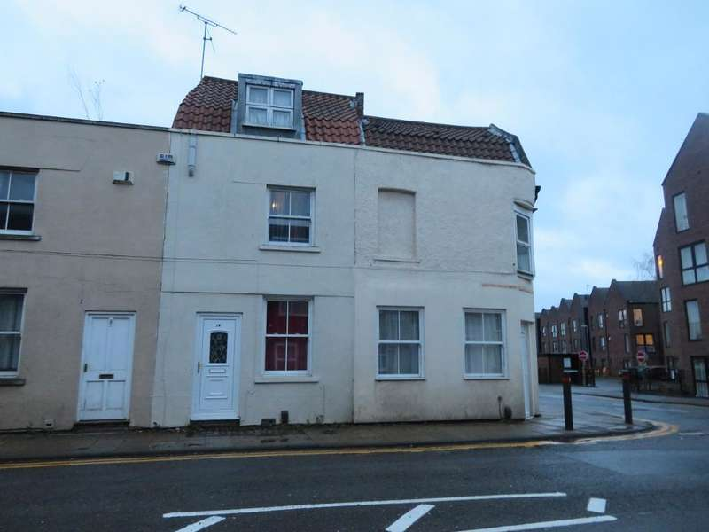 3 Bedrooms Terraced House for sale in Norwich Road, Wisbech, Cambridgeshire, PE13 2AP
