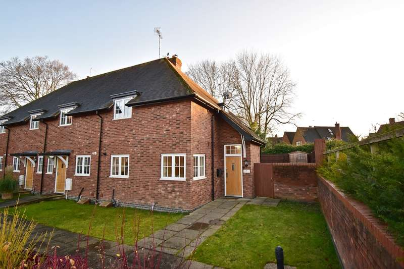 3 Bedrooms End Of Terrace House for sale in Digswell Lodge, Digswell Rise, Welwyn Garden City, AL8