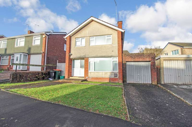 3 Bedrooms Detached House for sale in Fern Rise, Newport, NP20