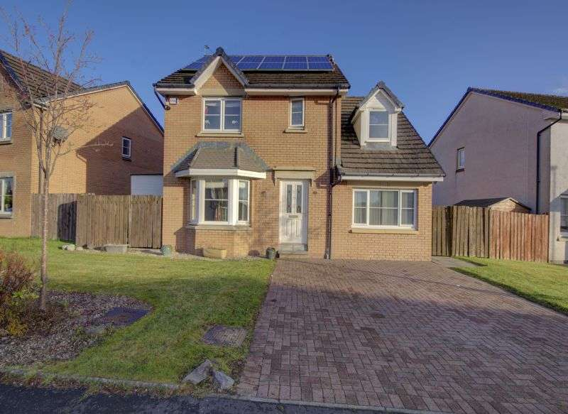 4 Bedrooms Property for sale in Parkholm Drive, Glasgow