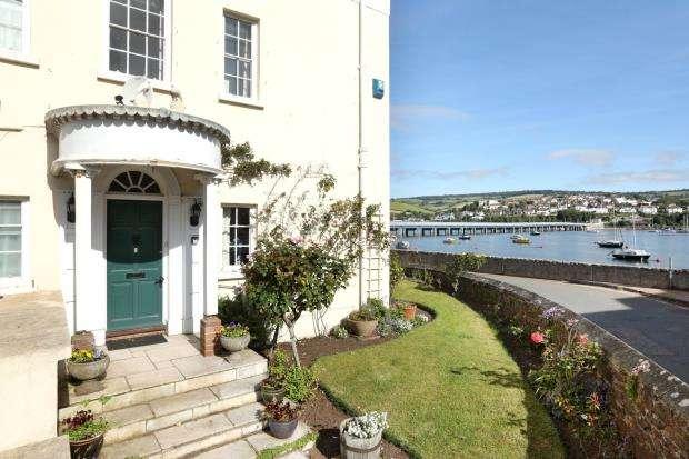 4 Bedrooms End Of Terrace House for sale in Riverside, Shaldon, Devon