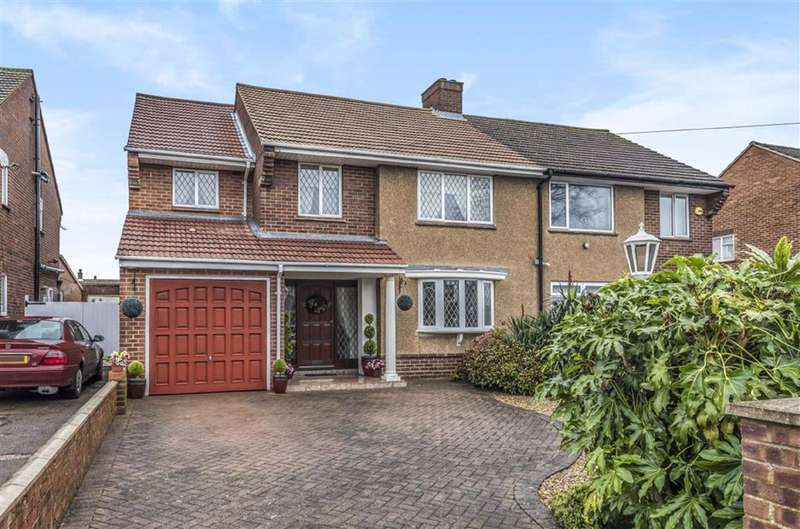 5 Bedrooms Semi Detached House for sale in Putnoe Street, Bedford