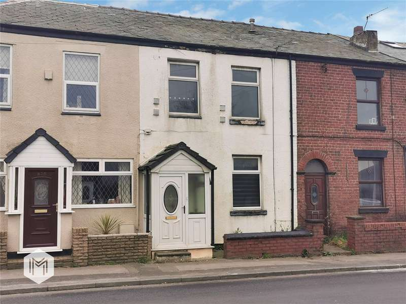 3 Bedrooms Terraced House for sale in Chorley Road, Westhoughton, Bolton, Greater Manchester, BL5