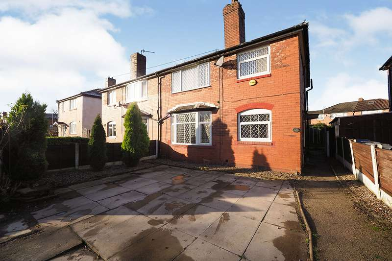 3 Bedrooms Semi Detached House for sale in Broadway, Manchester, Greater Manchester, M40