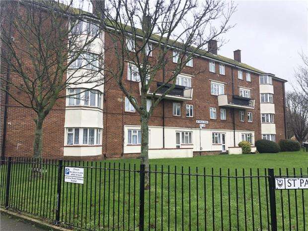 2 Bedrooms Apartment Flat for sale in St. Pauls Road, Southsea, Hampshire