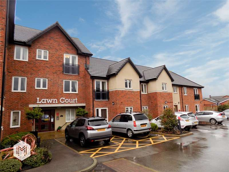 1 Bedroom Flat for sale in Lawn Court, Longsight Lane, Harwood, Greater Manchester, BL2