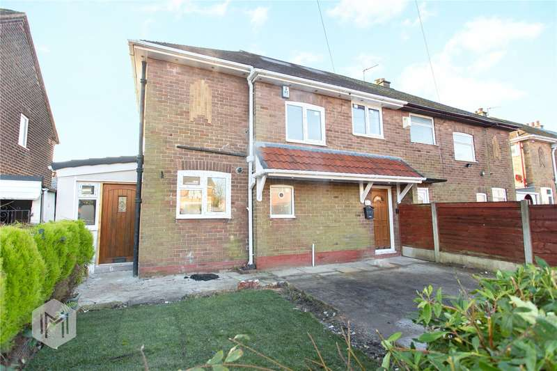 3 Bedrooms Semi Detached House for sale in Elton Avenue, Farnworth, Bolton, Greater Manchester, BL4