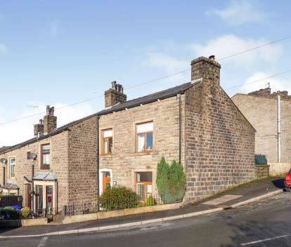3 Bedrooms End Of Terrace House for sale in Prospect Villas, Rossendale, Lancashire, BB4