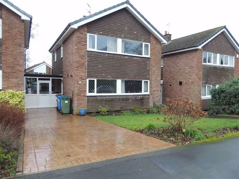 3 Bedrooms Link Detached House for sale in Windsor Road, Hazel Grove, Stockport