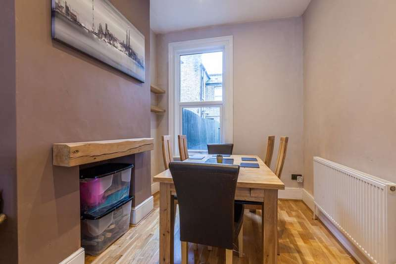 5 Bedrooms End Of Terrace House for sale in Cobourg Road, Peckham, SE5