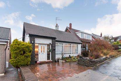 3 Bedrooms Bungalow for sale in Lomond Crescent, Beith