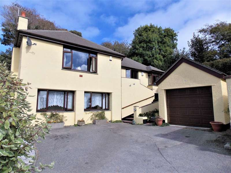 4 Bedrooms Detached House for sale in Camborne