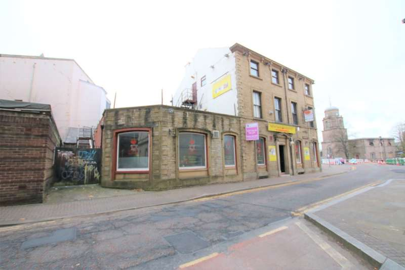 Commercial Property for sale in Exchange Street, Blackburn