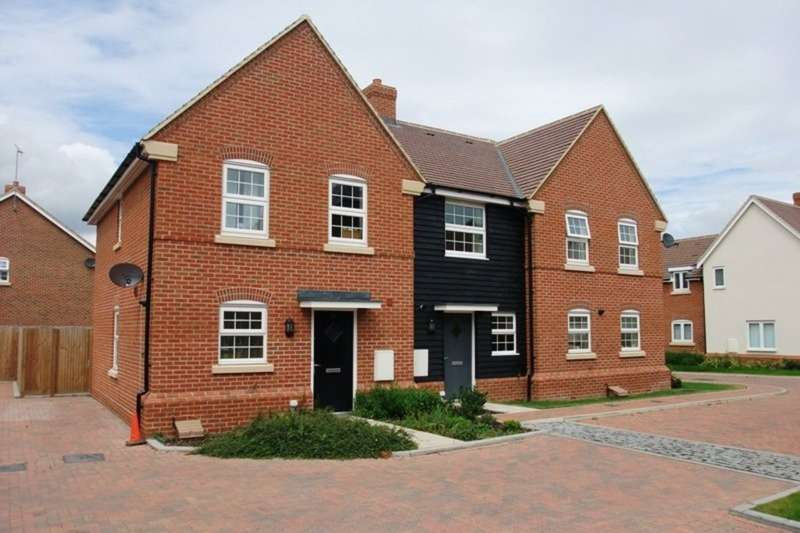 2 Bedrooms Terraced House for rent in Tillage Close, Highfields Park AL4