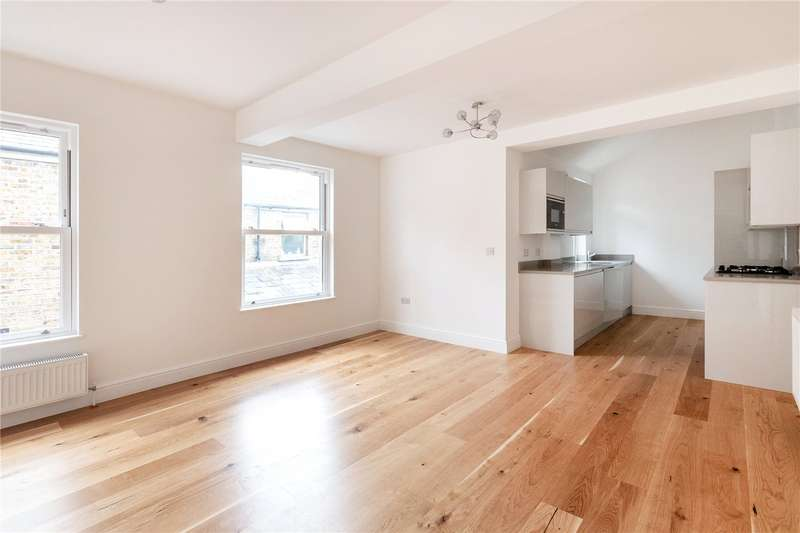 3 Bedrooms Flat for sale in Tooting Bec Road, London, SW17