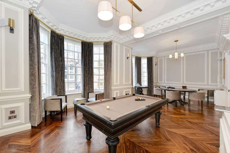 7 Bedrooms Town House for sale in Mansion House, Westminster SW1P