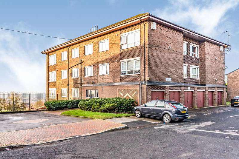 2 Bedrooms Apartment Flat for sale in Longfellow Crescent, Oldham, Greater Manchester, OL1