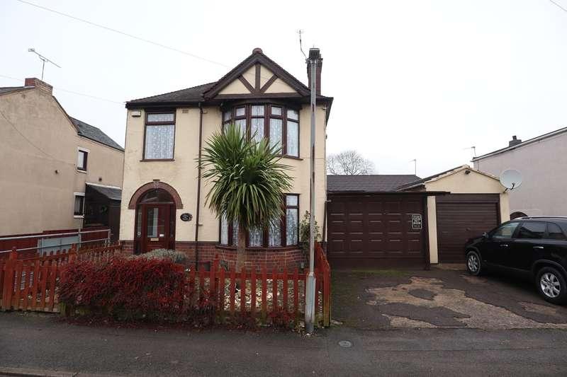 4 Bedrooms Detached House for sale in Arden Road, Bulkington, CV12