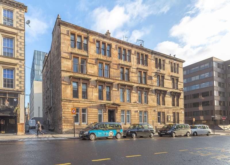 3 Bedrooms Flat for sale in Holland Street, Glasgow, G2